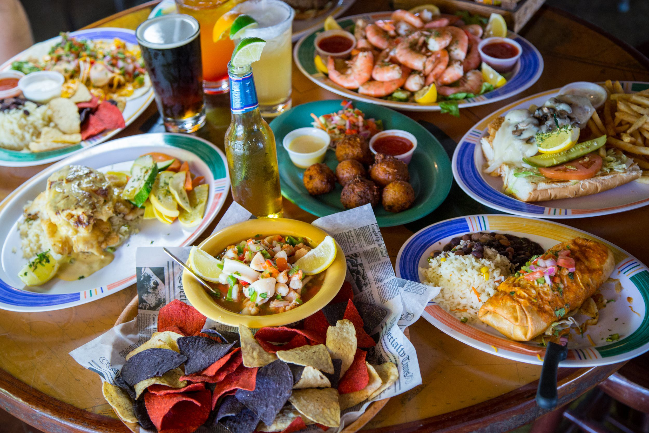 About hogfish bar for Cuisine west island